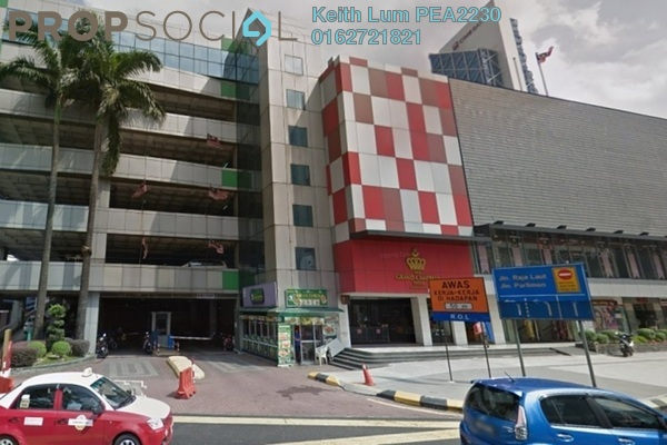 For Rent Shop at Campbell Complex, Dang Wangi Freehold Fully Furnished 0R/0B 2k