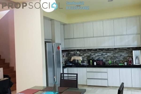 For Sale Semi-Detached at Section 5, Bandar Mahkota Cheras Freehold Semi Furnished 4R/5B 1.2m