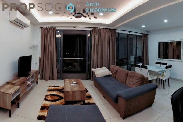 For Rent Condominium at You Vista @ You City, Batu 9 Cheras Freehold Fully Furnished 3R/2B 2.4k