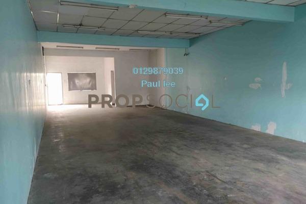 For Rent Shop at BP2, Bandar Bukit Puchong Freehold Semi Furnished 0R/1B 2k