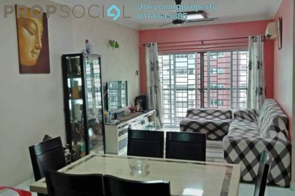 For Sale Condominium at Koi Kinrara, Bandar Puchong Jaya Freehold Semi Furnished 3R/2B 430k