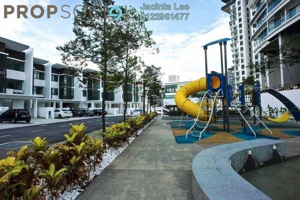 For Sale Terrace at Cristal Residence, Cyberjaya Freehold Semi Furnished 5R/6B 919k