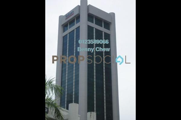 For Rent Office at Menara Safuan, Dang Wangi Freehold Semi Furnished 0R/0B 9k