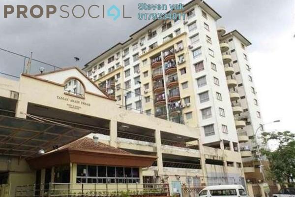 For Sale Condominium at Taman Abadi Indah, Taman Desa Leasehold Unfurnished 3R/2B 268k
