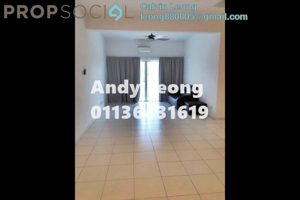 For Rent Condominium at 1-Sky, Bayan Baru Freehold Fully Furnished 3R/2B 1.8k