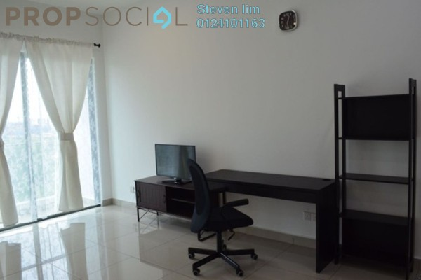 For Rent Condominium at CyberSquare, Cyberjaya Freehold Fully Furnished 0R/1B 1.05k