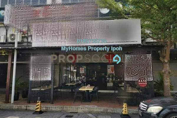 For Sale Shop at Festival Walk, Ipoh Freehold Fully Furnished 0R/0B 60k