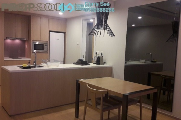 For Sale Condominium at 188 Suites, KLCC Freehold Fully Furnished 1R/1B 1.08m