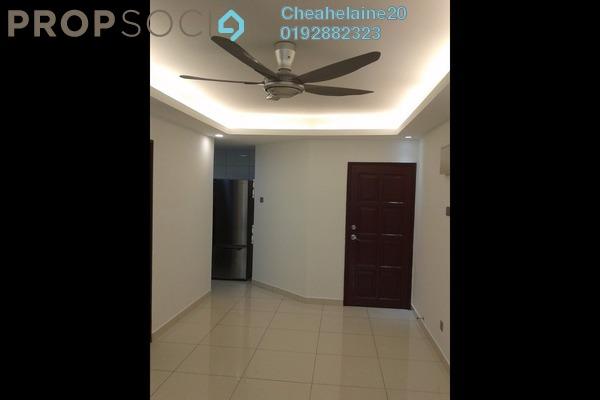 For Sale Apartment at Taman Sri Kuching, Jalan Ipoh Freehold Semi Furnished 3R/2B 288k