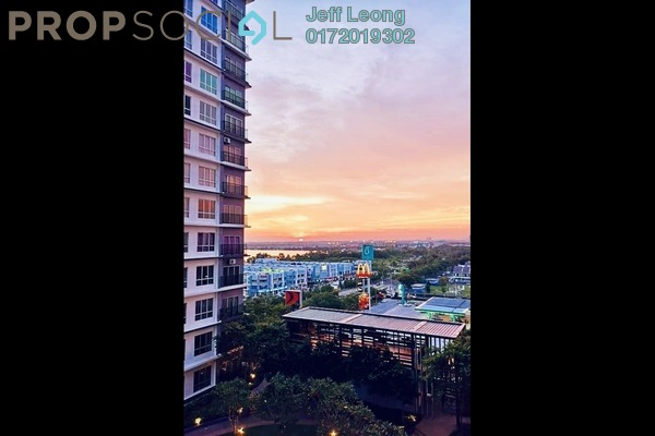 For Rent Condominium at BSP 21, Bandar Saujana Putra Freehold Fully Furnished 3R/2B 1.7k