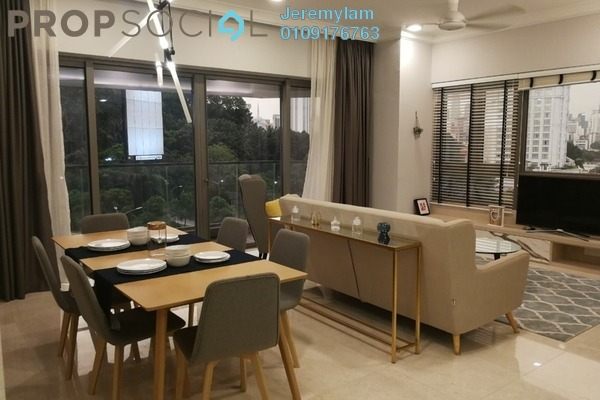 For Rent Condominium at The Sentral Residences, KL Sentral Freehold Fully Furnished 4R/5B 6.5k