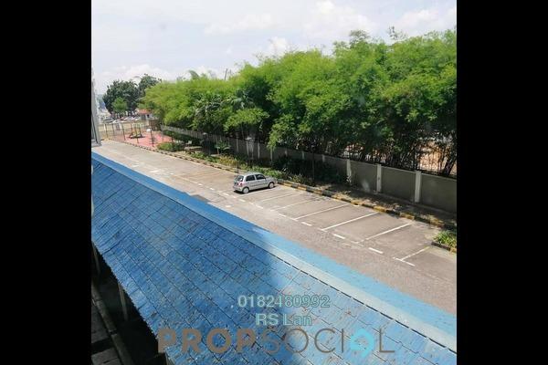 For Sale Condominium at Endah Regal, Sri Petaling Freehold Semi Furnished 3R/2B 399k