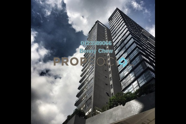 For Rent Office at Hampshire Place, KLCC Freehold Semi Furnished 0R/0B 14.3k