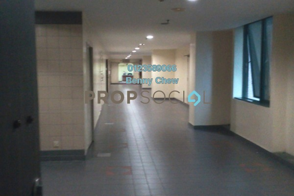 For Rent Office at Megan Avenue 2, KLCC Freehold Semi Furnished 0R/0B 6.6k
