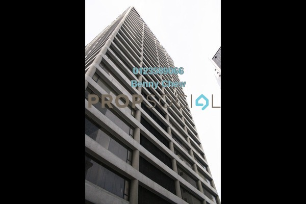 For Rent Office at Menara Atlan, KLCC Freehold Semi Furnished 0R/0B 11k