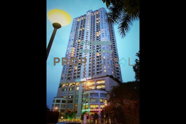 For Rent Office at PNB Darby Park, KLCC Freehold Semi Furnished 0R/0B 14.6k