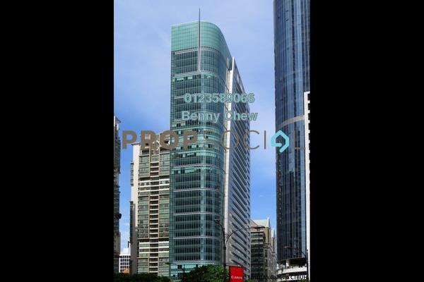 For Rent Office at Menara Prestige, KLCC Freehold Semi Furnished 0R/0B 45k