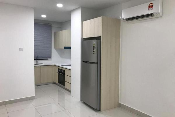 For Rent Condominium at Vivo Residential @ 9 Seputeh, Old Klang Road Freehold Semi Furnished 2R/2B 2.4k