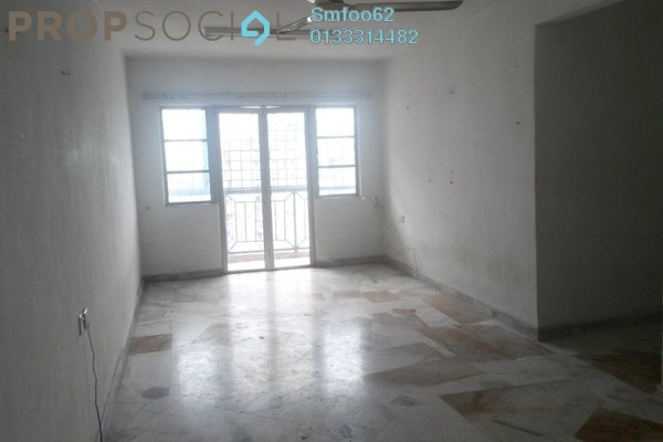 For Sale Condominium at Genting Court, Setapak Freehold Unfurnished 3R/2B 220k