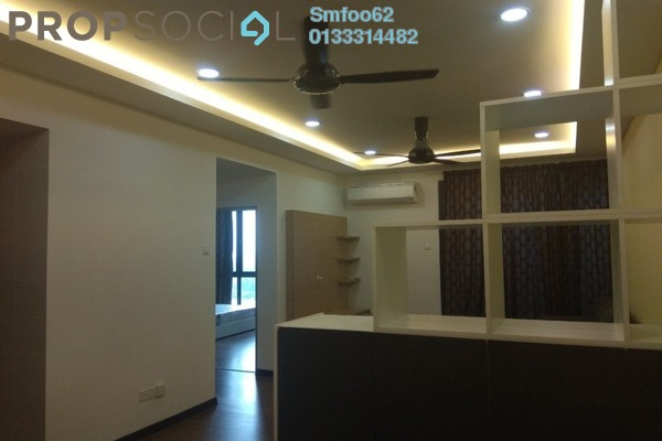 For Sale Condominium at Silk Sky, Balakong Freehold Fully Furnished 3R/2B 520k