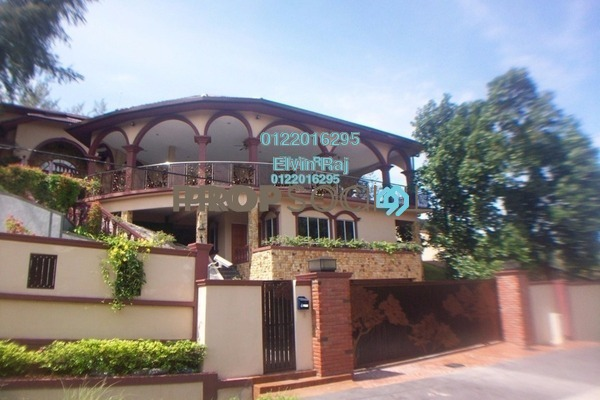 For Sale Bungalow at Country Heights Kajang, Kajang Freehold Fully Furnished 8R/7B 7m