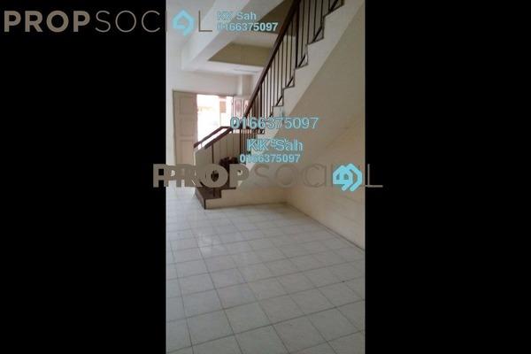 For Sale Link at Section 2, Bandar Mahkota Cheras Freehold Semi Furnished 4R/3B 487k