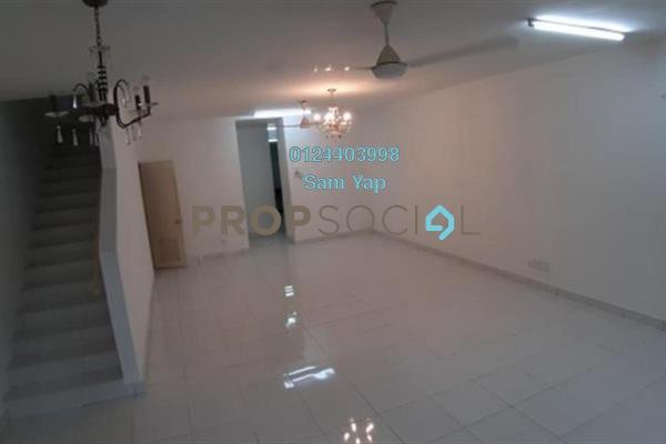 For Rent Terrace at Mahkota Walk, Bandar Mahkota Cheras Freehold Semi Furnished 4R/3B 1.6k