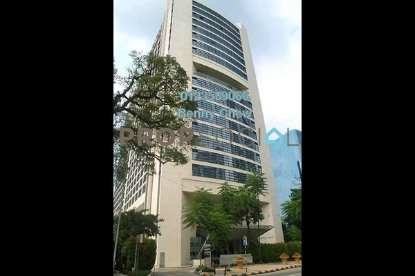 For Rent Office at Plaza 138, KLCC Freehold Semi Furnished 0R/0B 3.6k