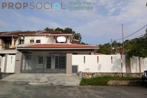 For Sale Terrace at Taman Puncak Jalil, Bandar Putra Permai Freehold Semi Furnished 5R/3B 960k