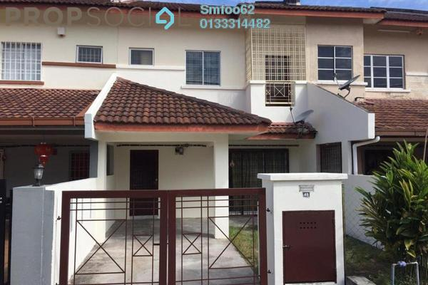 For Rent Terrace at Section 5, Bandar Mahkota Cheras Freehold Unfurnished 4R/3B 1k