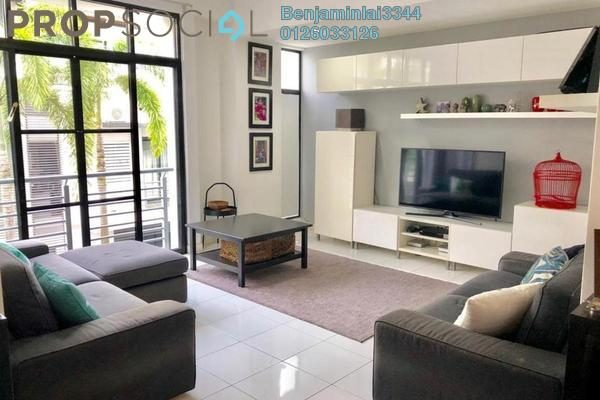 For Sale Terrace at Valencia, Sungai Buloh Freehold Fully Furnished 3R/3B 1.24m
