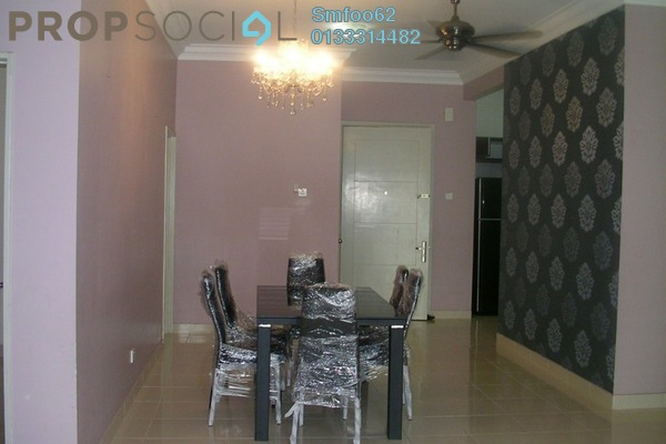 For Sale Condominium at Platinum Hill PV8, Setapak Freehold Fully Furnished 4R/3B 620k