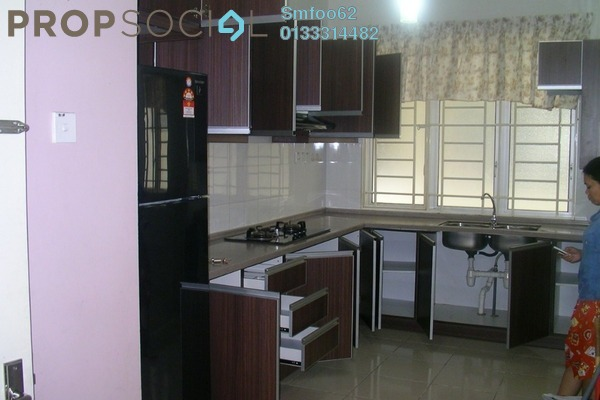 For Rent Condominium at Platinum Hill PV8, Setapak Freehold Fully Furnished 4R/3B 2.3k