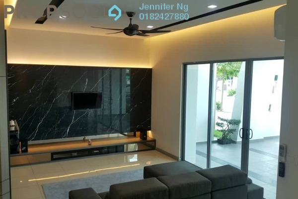For Rent Terrace at Setia Eco Glades, Cyberjaya Freehold Semi Furnished 4R/4B 3k