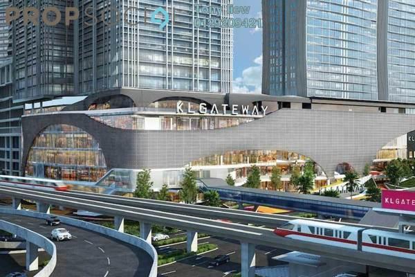 For Rent Office at KL Gateway, Bangsar South Freehold Unfurnished 0R/0B 6.6k