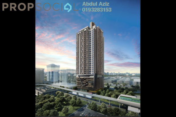 For Sale Apartment at USJ 1, UEP Subang Jaya Freehold Unfurnished 1R/1B 270k