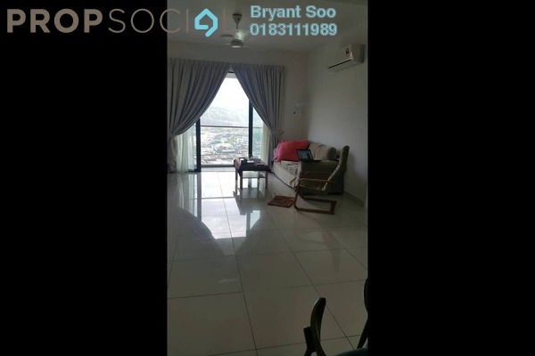 For Sale Condominium at You Residences @ You City, Batu 9 Cheras Freehold Fully Furnished 4R/3B 620k