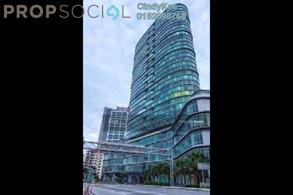 For Sale Office at Oval Tower, TTDI Freehold Semi Furnished 0R/0B 2.3m
