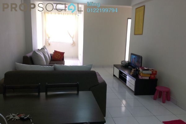 For Sale Condominium at Radius Residence, Selayang Heights Leasehold Fully Furnished 3R/2B 360k