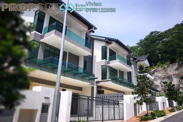 For Rent Bungalow at ForestHill Damansara, Bandar Sri Damansara Freehold Unfurnished 5R/6B 8.8k