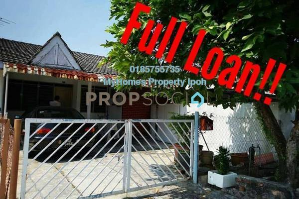 For Sale Terrace at Taman Seri Rapat, Ipoh Leasehold Unfurnished 3R/2B 185k