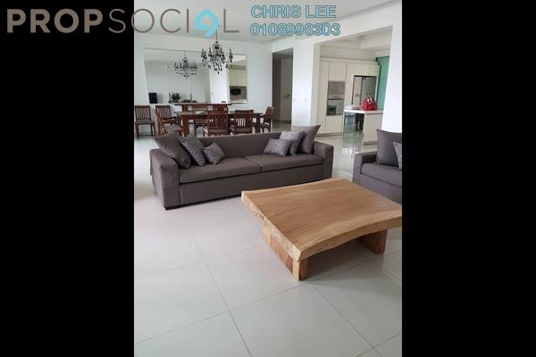 For Rent Condominium at Zehn Bukit Pantai, Bangsar Freehold Fully Furnished 4R/4B 10k
