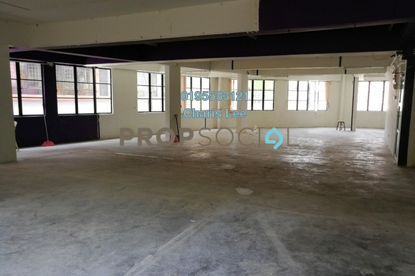 For Rent Office at Kenari, Bandar Puchong Jaya Freehold Unfurnished 0R/0B 2.5k
