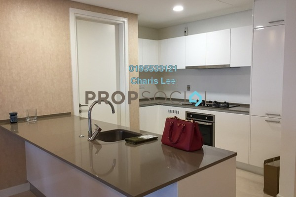 For Rent Serviced Residence at The Sentral Residences, KL Sentral Freehold Fully Furnished 2R/2B 5k