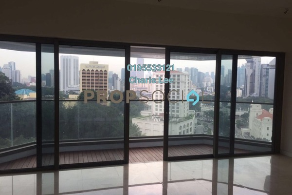 For Sale Serviced Residence at The Sentral Residences, KL Sentral Freehold Unfurnished 2R/2B 1.97m