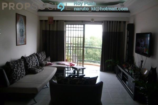 For Sale Condominium at Bukit Awansari, Old Klang Road Freehold Fully Furnished 3R/2B 370k