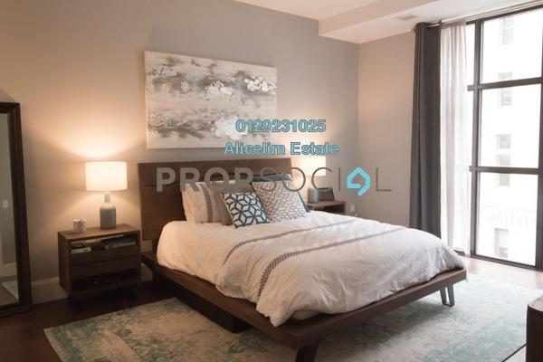 For Sale Condominium at Villa Damansara, Kota Damansara Freehold Semi Furnished 1R/1B 389k