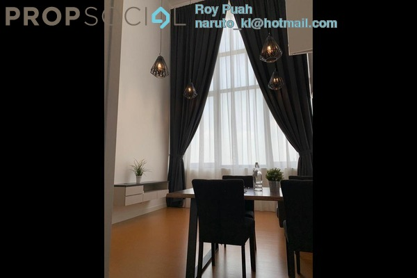 For Rent Condominium at D'Latour, Bandar Sunway Freehold Fully Furnished 3R/2B 2k