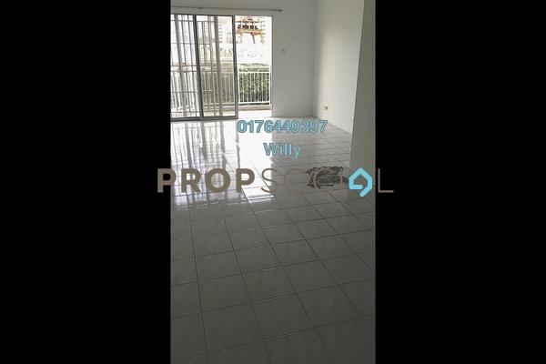 For Rent Apartment at Vista Magna, Kepong Freehold Unfurnished 3R/2B 1.15k