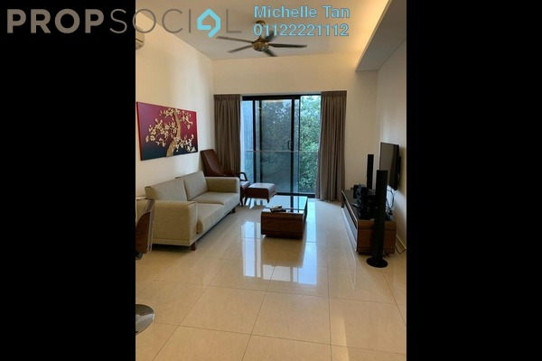 For Sale Condominium at The Horizon Residences, KLCC Freehold Fully Furnished 2R/2B 1.38m